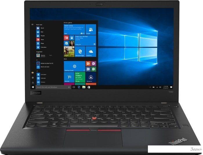 Ноутбук Lenovo ThinkPad T480 20L5000BRT