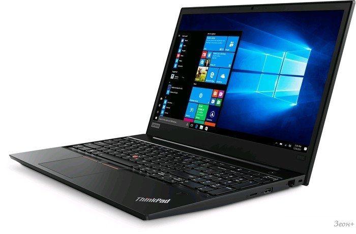 Ноутбук Lenovo ThinkPad E580 20KS007FRT