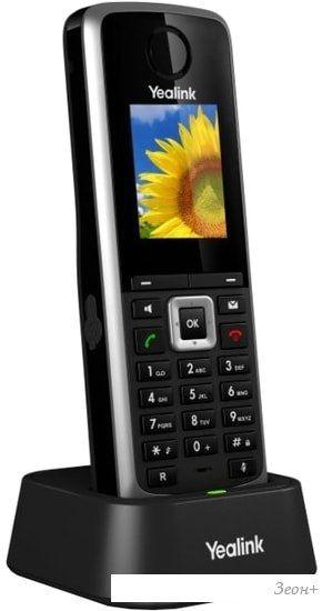 Радиотелефон Yealink W52H дополнительная трубка