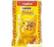 Консервированный корм для кошек Friskies индейка в подливе 0.085 кг