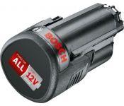 Аккумулятор Bosch 1600A00H3D (12В/2.5 а*ч)