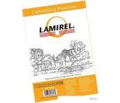 Пленка для ламинирования Lamirel 65x95 мм, 125 мкм, 100 л LA-78664