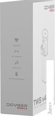 Bluetooth гарнитура Qcyber TWS v4