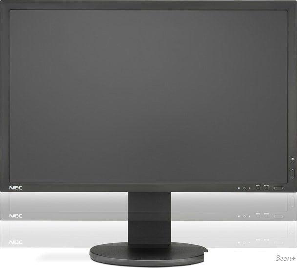 Монитор NEC MultiSync PA243W (черный)