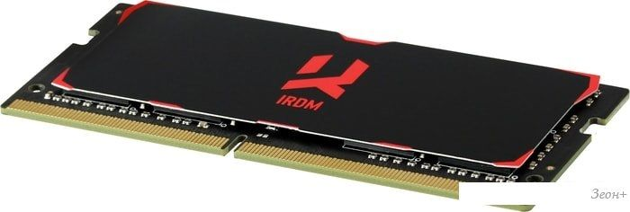 Оперативная память GOODRAM IRDM 8GB DDR4 SODIMM PC4-19200 IR-2400S464L15S/8G