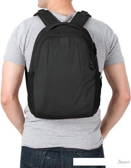 Рюкзак Pacsafe Metrosafe LS350 15L (черный)