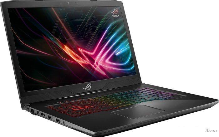 Ноутбук ASUS ROG Strix GL703GE-GC157