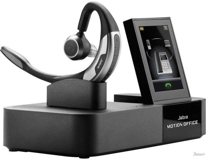 Bluetooth гарнитура Jabra Motion Office UC