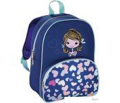 Рюкзак Hama Lovely Girl детский рюкзак (синий/голубой)