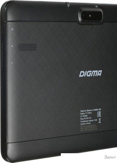 Планшет Digma Optima 1026N TT1192PG 16GB 3G