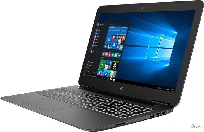Ноутбук HP Pavilion 15-bc411ur 4HC33EA