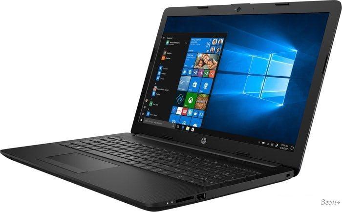 Ноутбук HP 15-da0278ur 4TX52EA