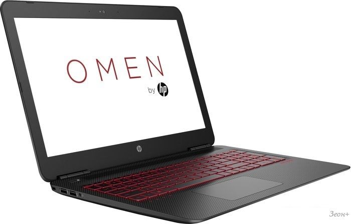 Ноутбук HP OMEN 15-ax211ur 2ER01EA