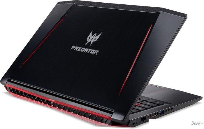 Ноутбук Acer Predator Helios 300 PH315-51-72RV NH.Q3FEU.020