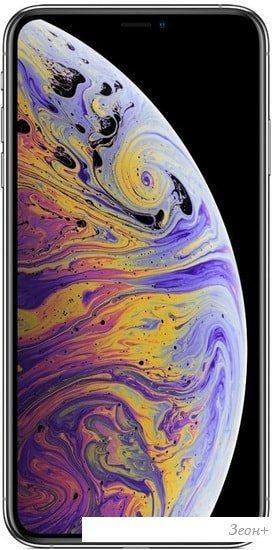 Смартфон Apple iPhone XS Max 64GB (серебристый)