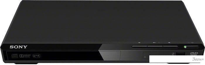 DVD-плеер Sony DVP-SR370