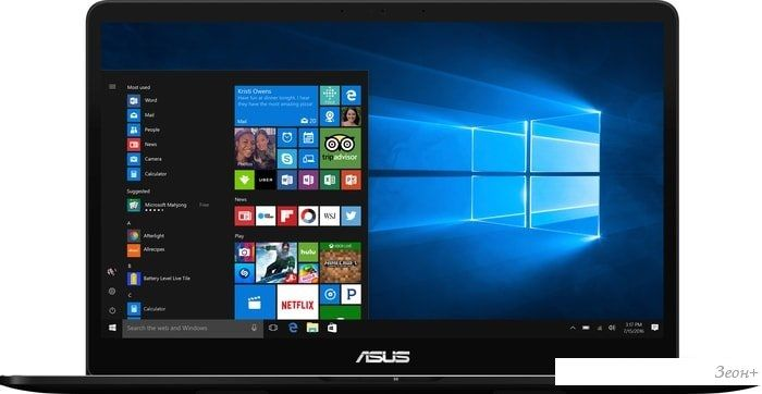 Ноутбук ASUS ZenBook Pro UX550VD-BN022R