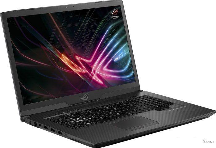 Ноутбук ASUS ROG Strix SCAR Edition GL703GM-E5210