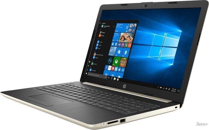 Ноутбук HP 15-da0187ur 4MV00EA