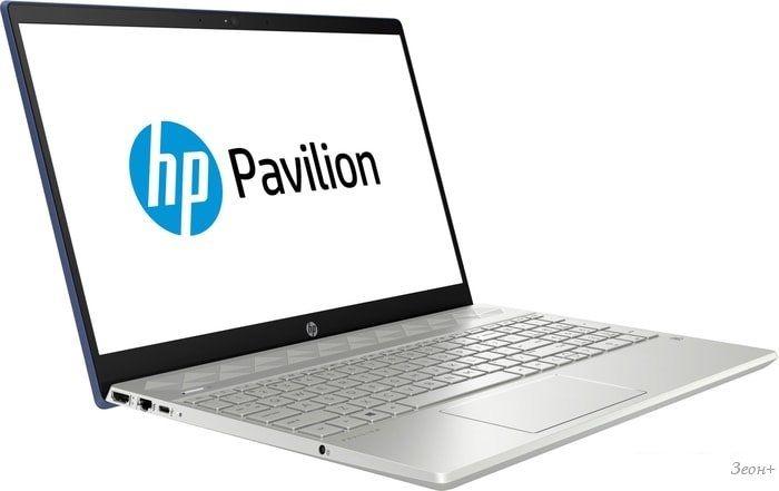 Ноутбук HP Pavilion 15-cs0029ur 4JU88EA