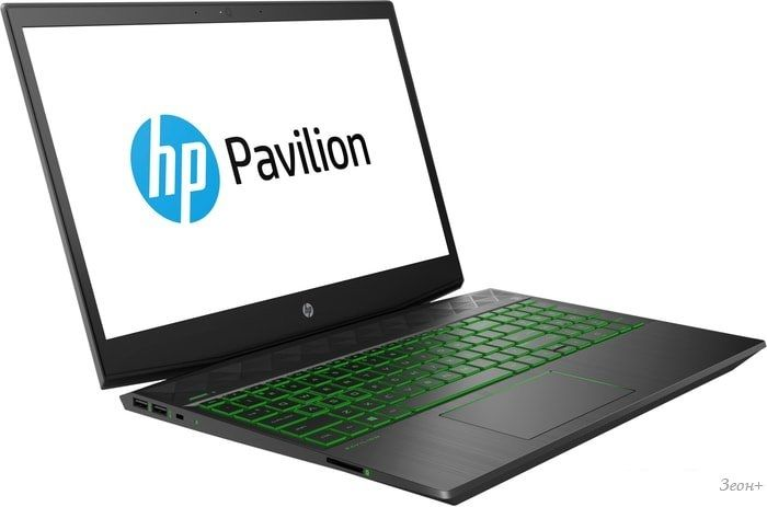 Ноутбук HP Gaming Pavilion 15-cx0034ur 4PR11EA