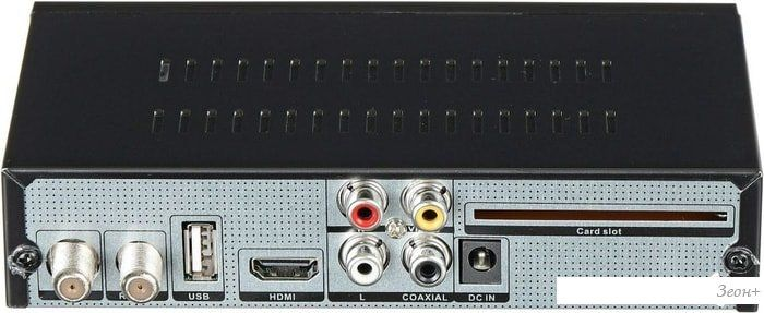 Приемник цифрового ТВ Hyundai H-DVB840