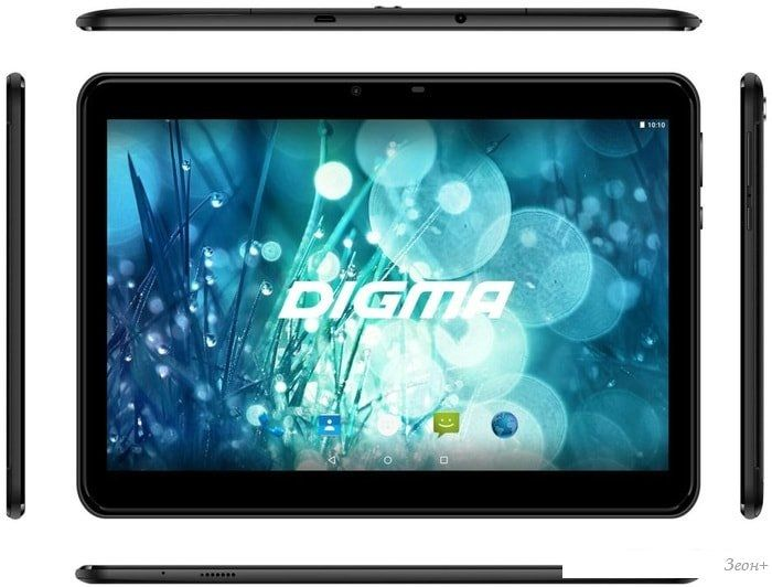 Планшет Digma Plane 1570N PS1185MG 16GB 3G (черный)