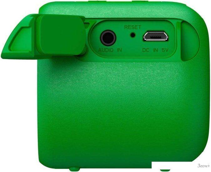Беспроводная колонка Sony SRS-XB01 (зеленый)