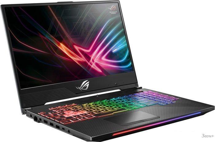 Ноутбук ASUS ROG Strix SCAR II GL504GM-ES057T