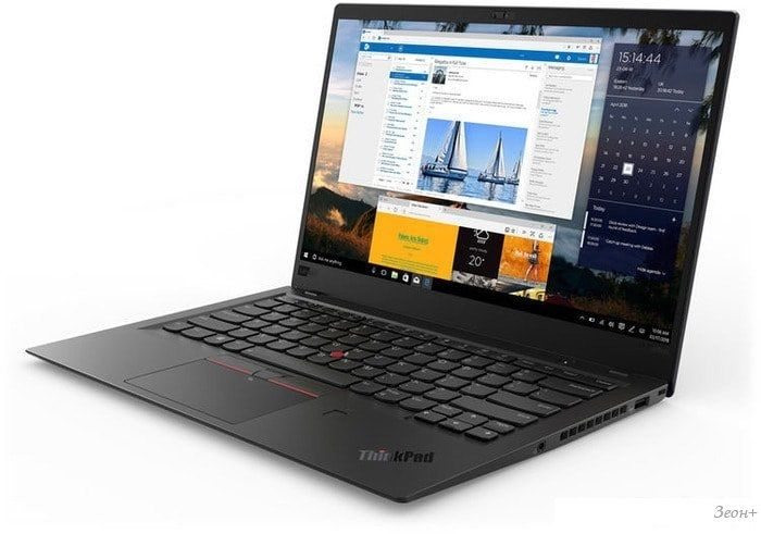 Ноутбук Lenovo ThinkPad X1 Carbon 6 20KH006ERT