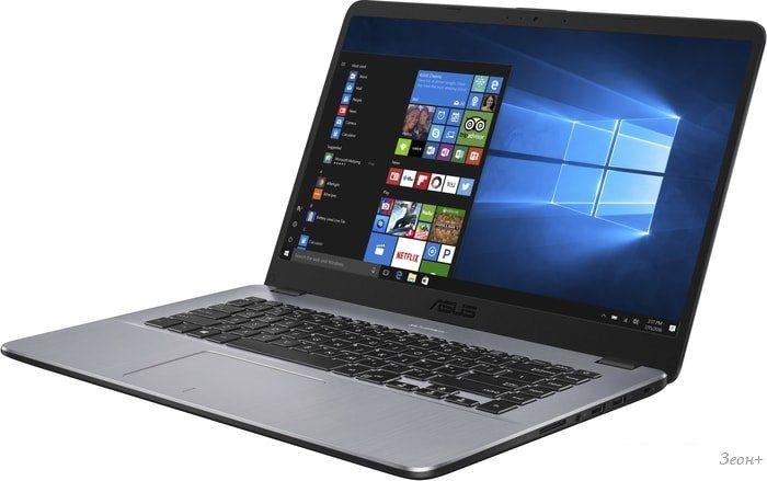 Ноутбук ASUS VivoBook 15 X505BA-BR293T