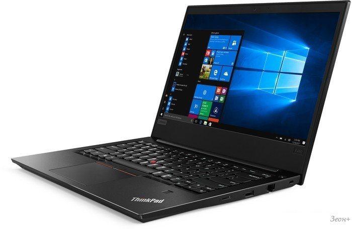 Ноутбук Lenovo ThinkPad E480 20KN007VRT