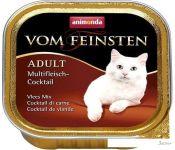 Корм для кошек Animonda Vom Feinsten Adult мультимясной коктейль 0.1 кг