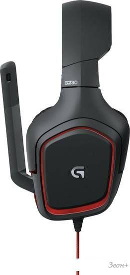 Наушники с микрофоном Logitech G230