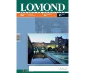 Фотобумага Lomond Матовая А4 160 г/кв.м. 25 листов (0102031)