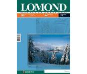 Фотобумага Lomond Матовая A4 180 г/кв.м. 25 л (0102037)