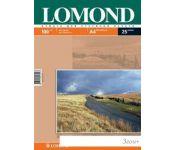 Фотобумага Lomond Матовая двухстороняя А4 100 г/кв.м. 25 листов (0102038)
