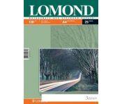 Фотобумага Lomond Матовая двухстороняя А4 130 г/кв.м. 25 листов (0102039)