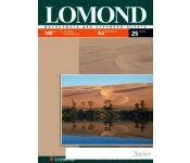Фотобумага Lomond Матовая А4 140 г/кв.м. 25 листов (0102073)