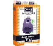 Комплект одноразовых мешков Vesta Filter BS 02