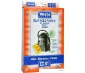 Комплект одноразовых мешков Vesta Filter EX 01