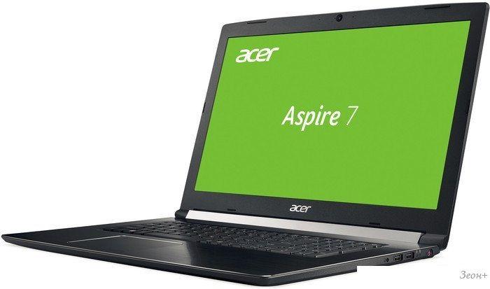 Ноутбук Acer Aspire 7 A717-71G-7167 NH.GPFER.007