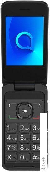 Мобильный телефон Alcatel 3025X (серебристый)