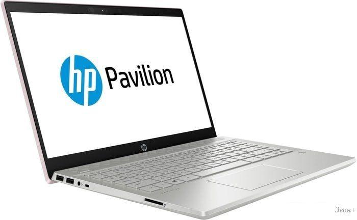 Ноутбук HP Pavilion 14-ce0010ur 4HB67EA