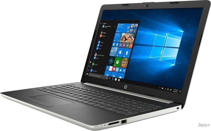 Ноутбук HP 15-da0314ur 5CU68EA
