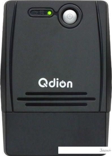 Источник бесперебойного питания FSP Qdion QDP 850 IEC