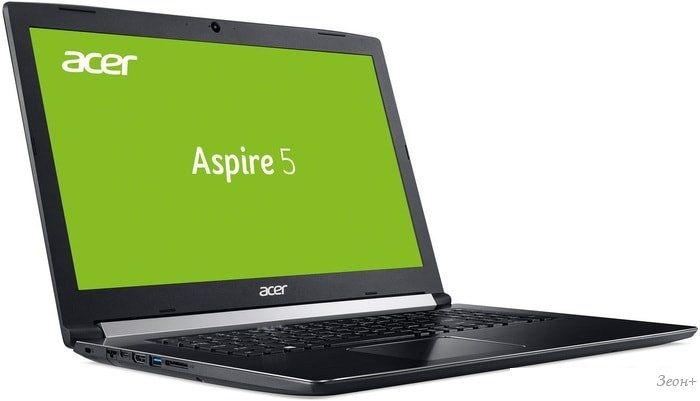 Ноутбук Acer Aspire 5 A517-51G-55TP NX.GVPER.019