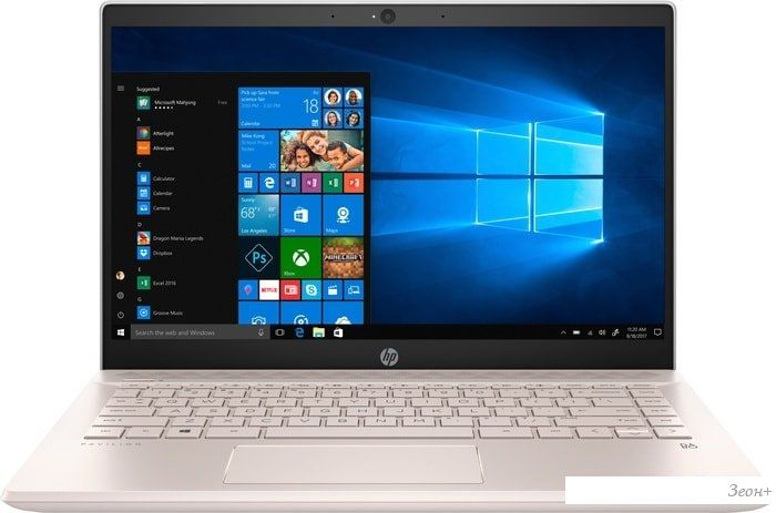 Ноутбук HP Pavilion 14-ce0005ur 4GY05EA