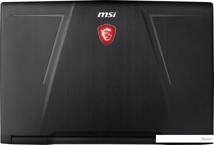 Ноутбук MSI GE73 8RF-667XRU Raider RGB
