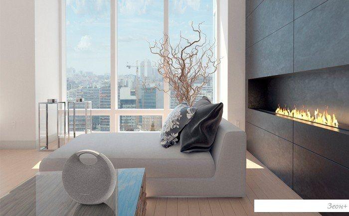 Беспроводная колонка Harman/Kardon Onyx Studio 5 (серый)